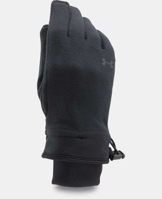 Women's UA Elements Fleece Gloves  1 Color $39.99
