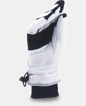 Women's UA Elements Fleece Glove  1 Color $29.99