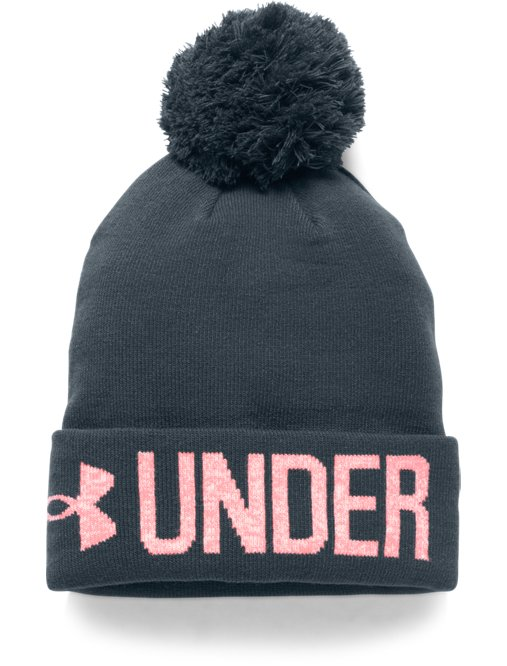 This review is fromWomen s UA Graphic Pom Beanie. 892b9d0a7