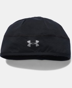 New Arrival  Women's UA No Breaks ColdGear® Infrared Beanie LIMITED TIME: FREE SHIPPING 1 Color $32.99
