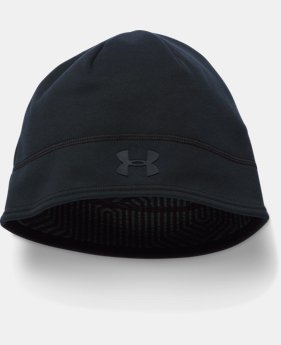 Women's UA Elements Fleece Beanie  1 Color $22.99