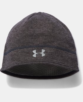 New Arrival  Women's UA Elements Fleece Beanie  1 Color $34.99