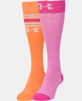 Women's UA Knee High Socks