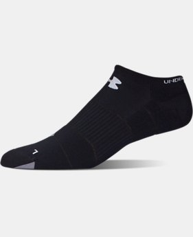 Men's UA Launch No Show Running Socks 3 for $30