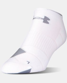 New Arrival Men's UA Launch No Show Running Socks  1 Color $12.99