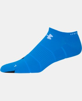 Men's UA Launch No Show Running Socks
