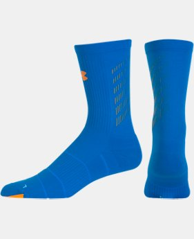 Men's UA Reflective Crew Socks