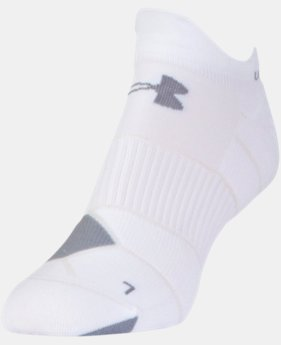 Women's UA Run No Show Tab Socks
