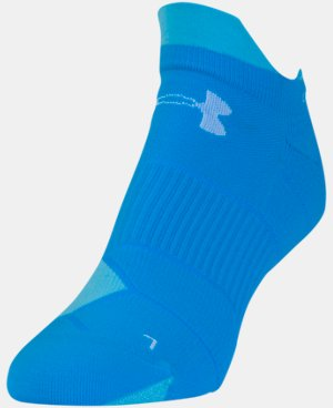 Women's UA Run No Show Tab Socks  1 Color $9.99