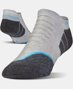 Men's UA All Season Cool Tab No Show Socks  1 Color $12.99