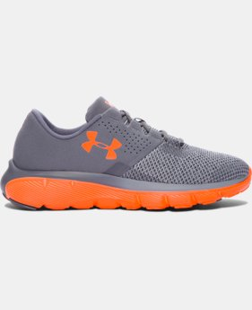 Boys' Grade School UA Fortis 2 TCK Running Shoes   $77.99