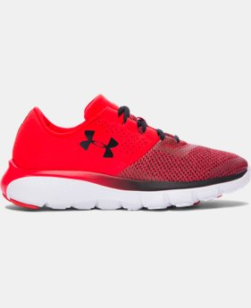 Boys' Grade School UA Fortis 2 TCK Running Shoes  1 Color $77.99