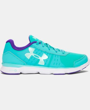 Girls' Grade School UA Speed Swift Grit Running Shoes  LIMITED TIME: FREE U.S. SHIPPING 2 Colors $44.99