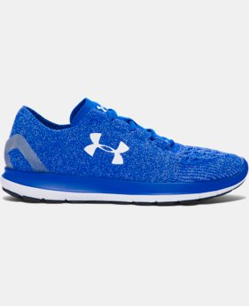 Best Seller  Men's UA SpeedForm® Slingride Running Shoes LIMITED TIME: FREE SHIPPING 1 Color $129.99