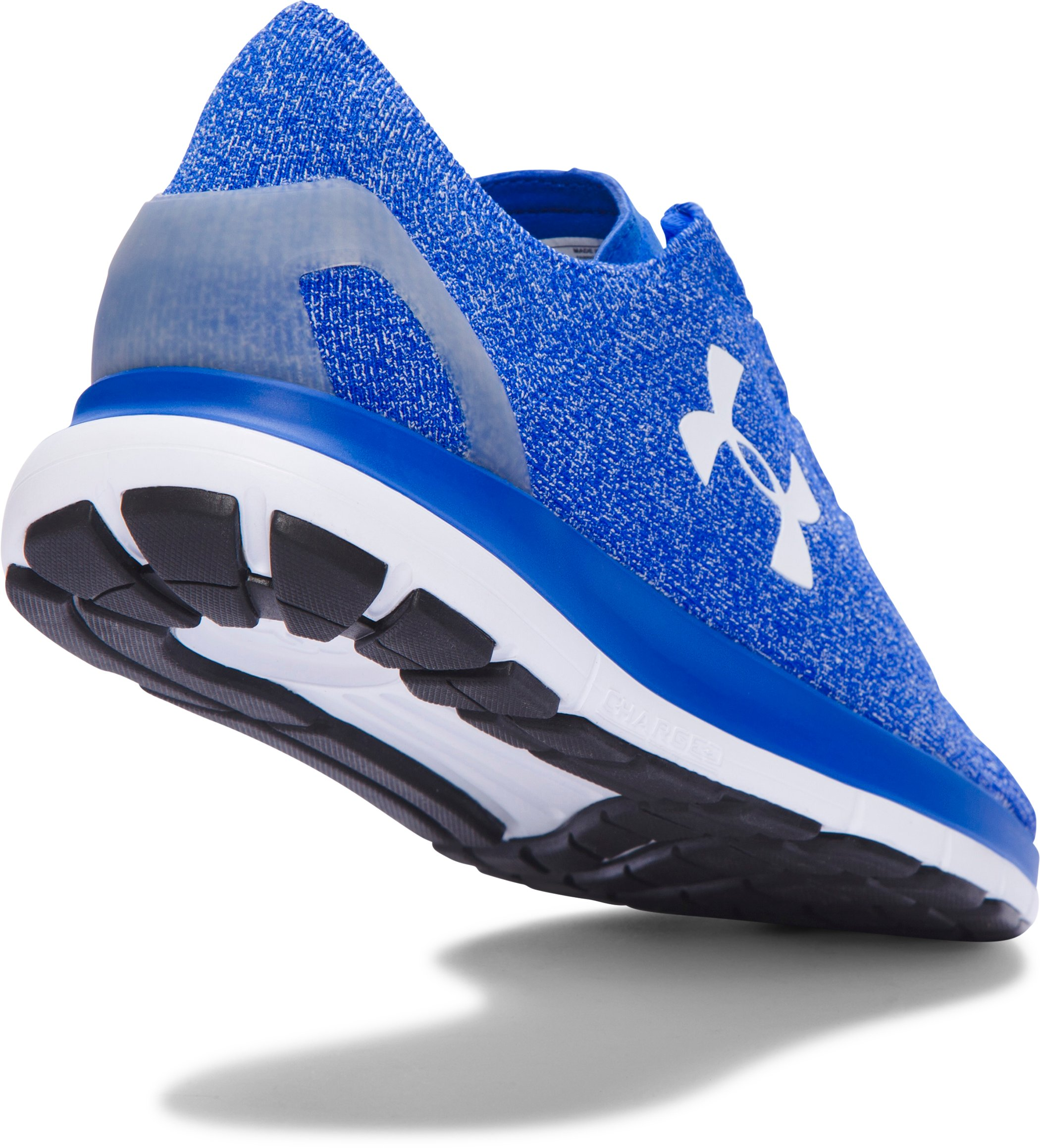Men's UA SpeedForm® Slingride Running Shoes, ULTRA BLUE, undefined