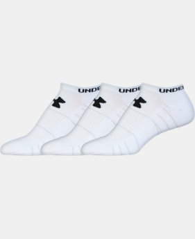 3-Pack Women's UA Performance No Show Socks 6-Pack   $17.99