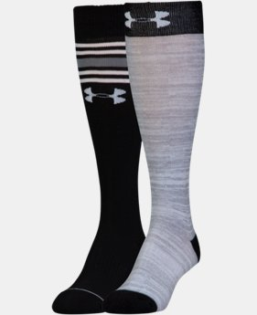 2-Pack Women's UA Anniversary Knee High Socks 2-Pack  1 Color $15.99