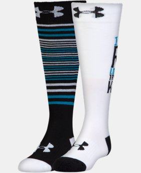 Girls' UA Like A Girl Knee High Socks  2 Colors $14.99
