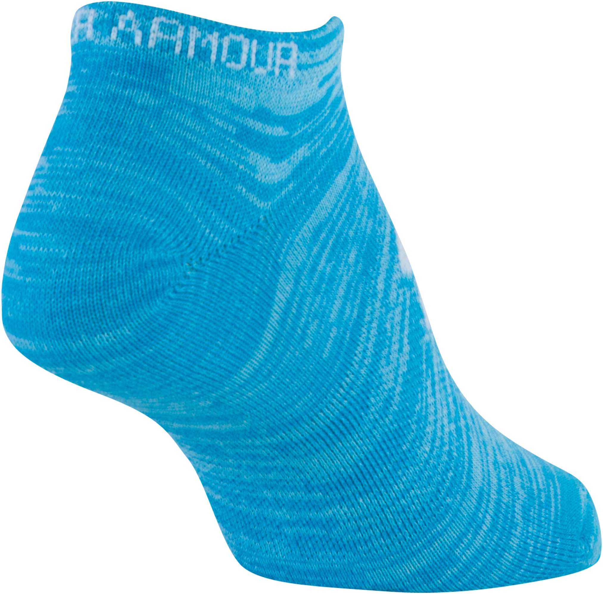 Women's UA Twist No Show Socks, Assorted