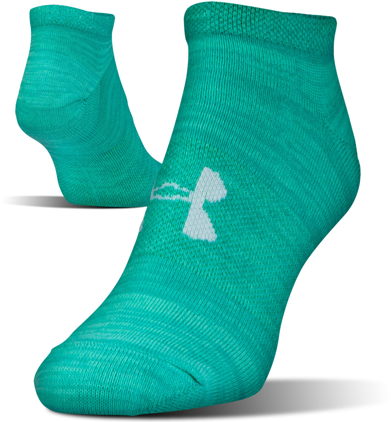 Women's UA Twist No Show Socks— – 6-Pack, Assorted
