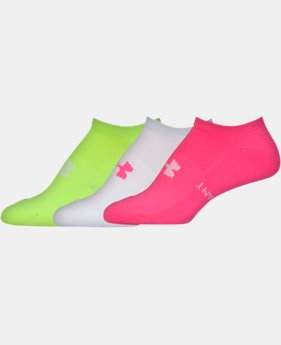 6-Pack Women's UA Athletic SoLo Socks 3-Pack  1 Color $14.99