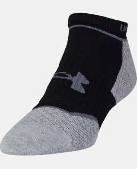 Men's UA Tour No Show Socks