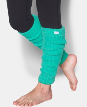 Girls' UA Shimmer Leg Warmers  1 Color $22.99
