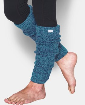 New Arrival Girls' UA Shimmer Legwarmers  1 Color $19.99