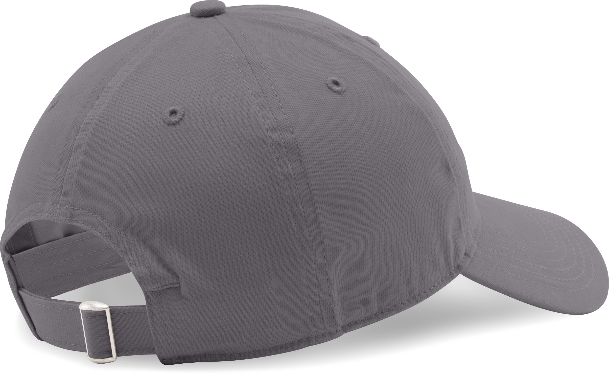 Men's UA Chino Adjustable Cap, Graphite,
