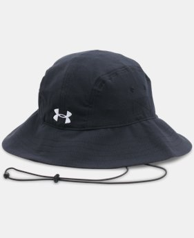 Men's UA Warrior Bucket Hat  4 Colors $34.99