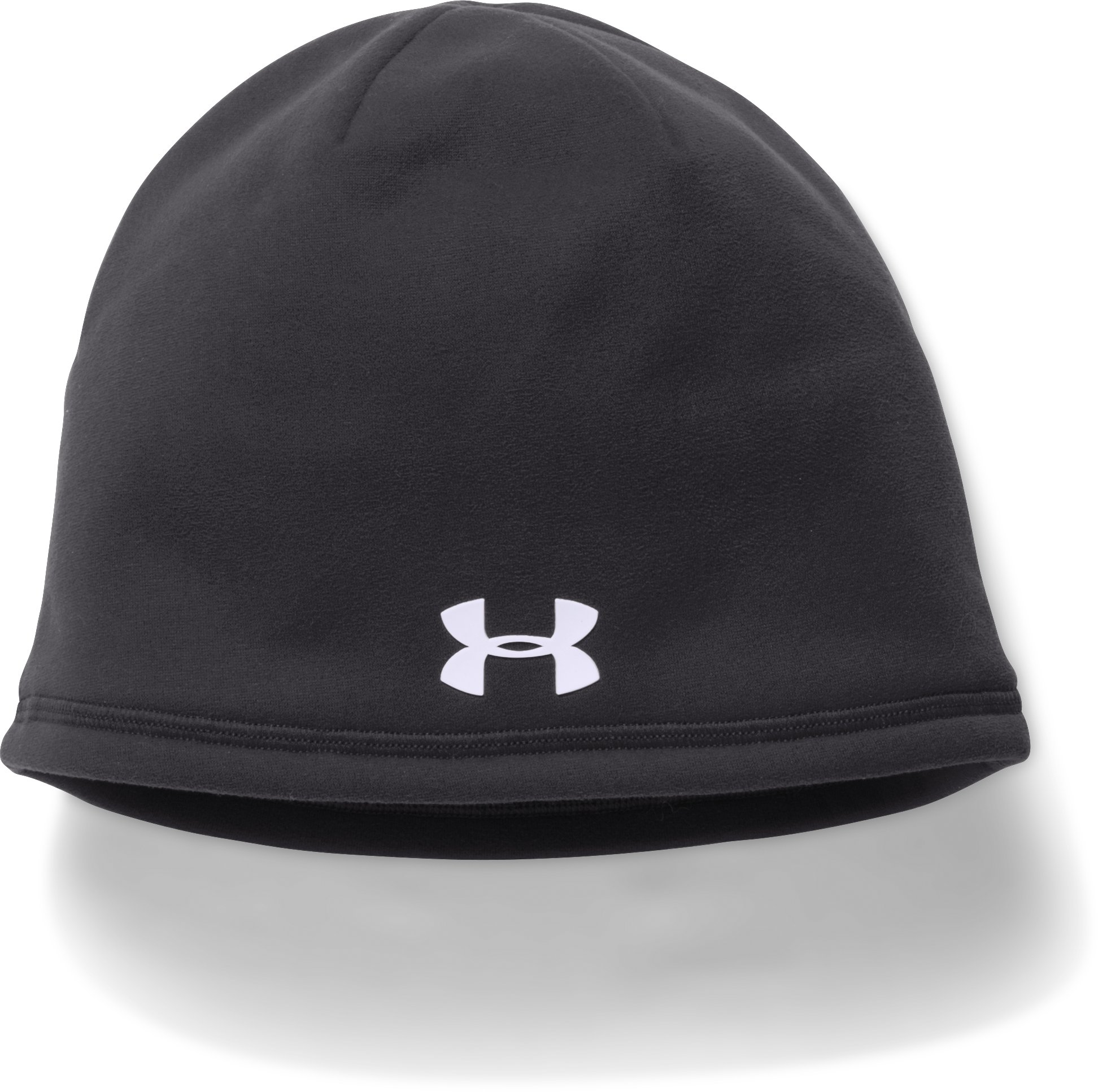 Men's UA Storm ColdGear® Infrared Beanie, Black ,