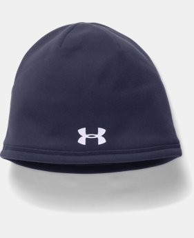 Men's UA Storm ColdGear® Infrared Beanie  1 Color $34.99