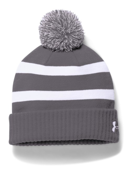be2d17131b1 This review is fromMen s UA Pom Beanie.