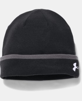 Men's UA Cuff Beanie  3 Colors $27.99