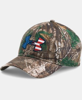 Men's UA Camo Big Logo 2.0 Cap  3 Colors $29.99