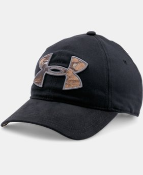 Men's UA Caliber Cap 2.0 LIMITED TIME: FREE U.S. SHIPPING 1 Color $24.99