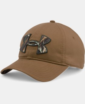 Men's UA Caliber Cap 2.0 LIMITED TIME: FREE U.S. SHIPPING 1 Color $18.99