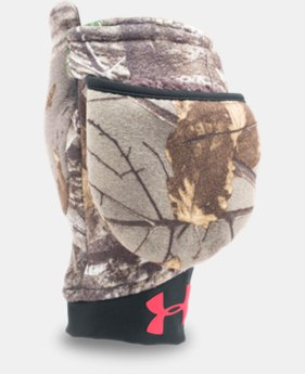Women's UA Camo Mittens LIMITED TIME OFFER 1 Color $44.99