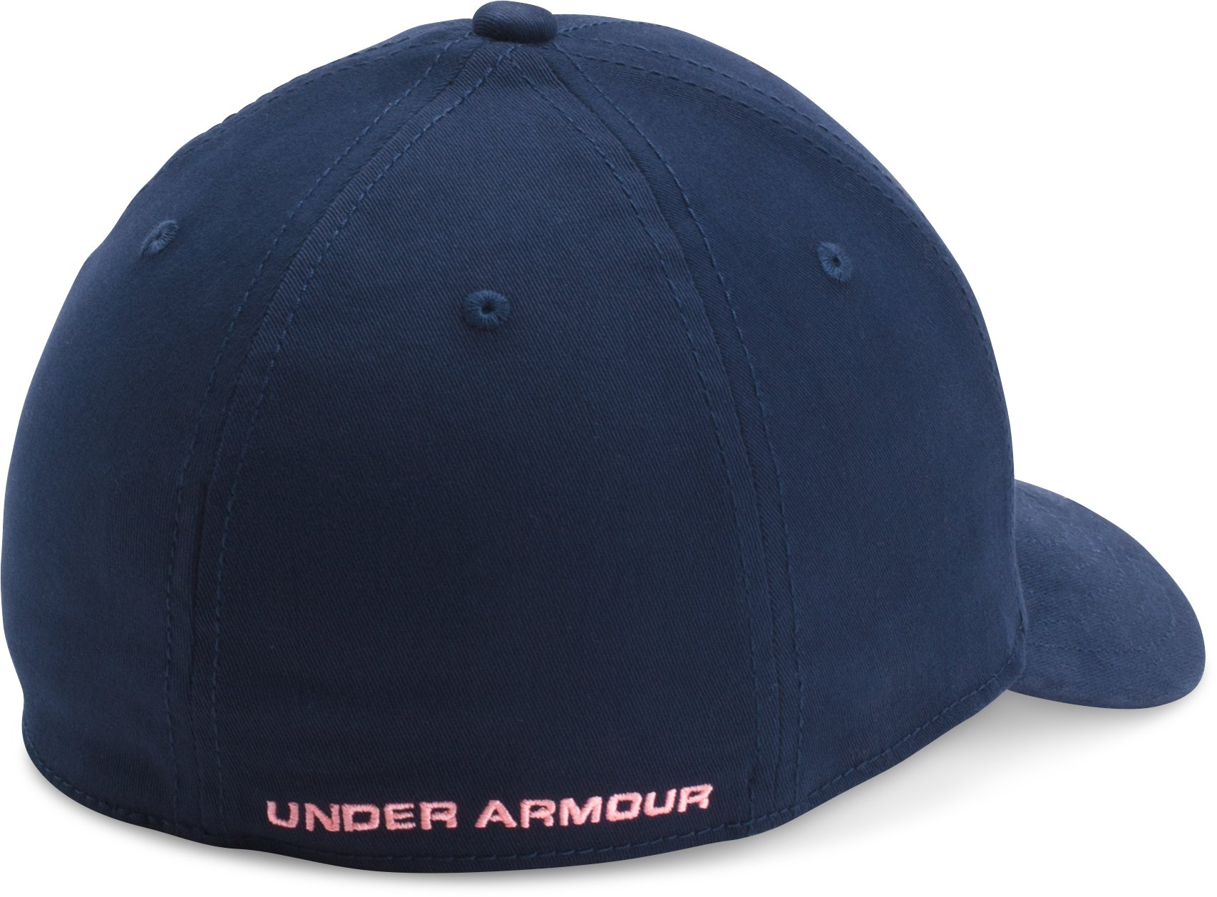 Women's UA Caliber 2.0 Cap, Midnight Navy, undefined