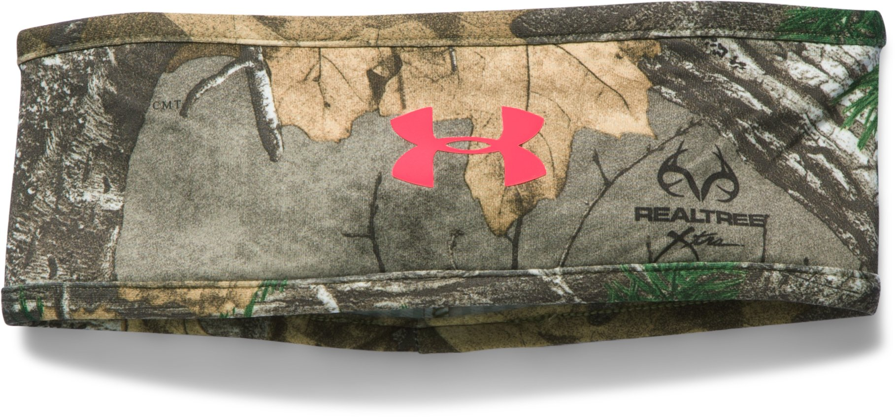 Women's UA Camo ColdGear® Infrared Band, REALTREE AP-XTRA, zoomed image