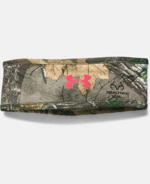 Women's UA Camo ColdGear® Infrared Band  1 Color $24.99