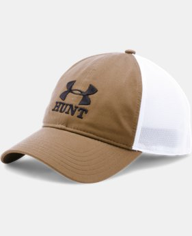New Arrival Men's UA Bow Hunt Cap  1 Color $24.99