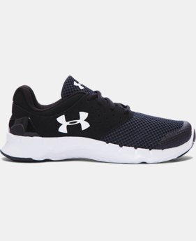 Boys' Grade School UA Flow TCK Running Shoes  3 Colors $69.99