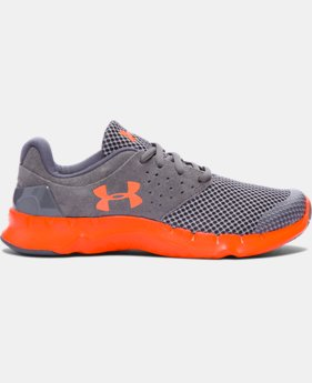 Boys' Grade School UA Flow TCK Running Shoes  4 Colors $59.99
