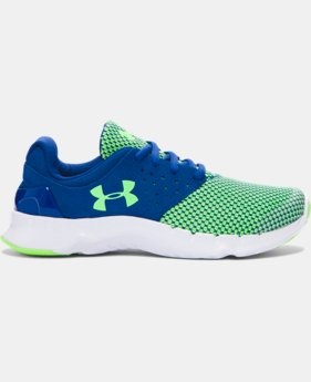 Boys' Grade School UA Flow TCK Running Shoes   $59.99