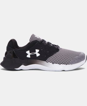 Girls' Grade School UA Flow TCK Running Shoes LIMITED TIME: FREE U.S. SHIPPING 1 Color $59.99