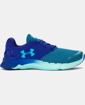 Girls' Grade School UA Flow TCK Running Shoes LIMITED TIME: FREE U.S. SHIPPING  $44.99