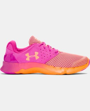 Girls' Grade School UA Flow TCK Running Shoes  2 Colors $69.99