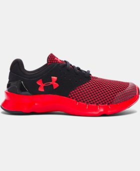 Boys' Pre-School UA Flow TCK Running Shoes  1 Color $69.99