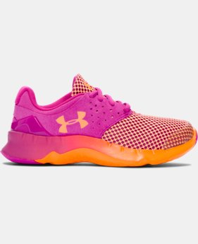 Girls' Pre-School UA Flow TCK Running Shoes LIMITED TIME: FREE U.S. SHIPPING 1 Color $39.99